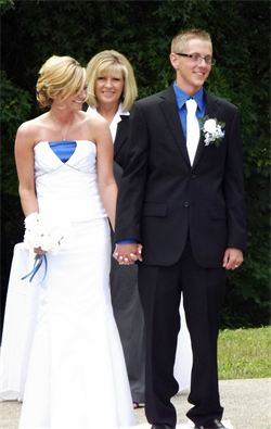 Wedding Officiant in Columbus Ohio Wedding Ceremony